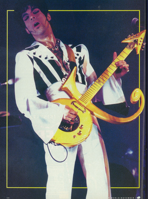 Prince - GuitarWorld
